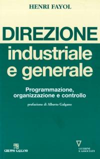 Direzione industriale e generale