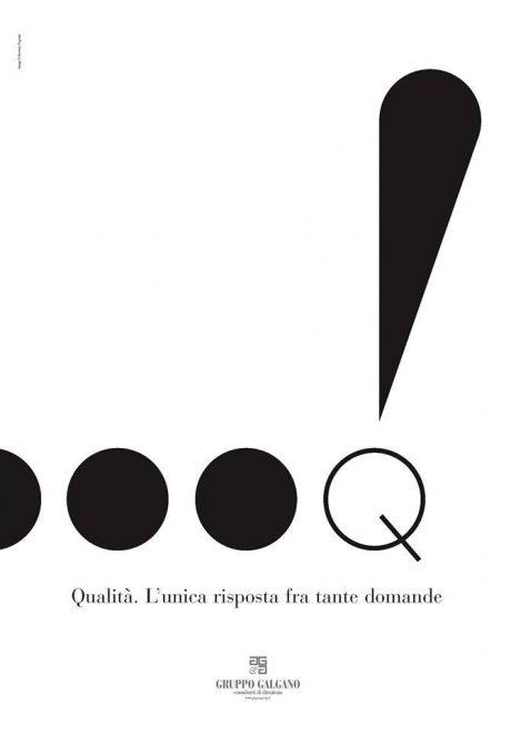 Qualità. L'unica risposta fra tante domande