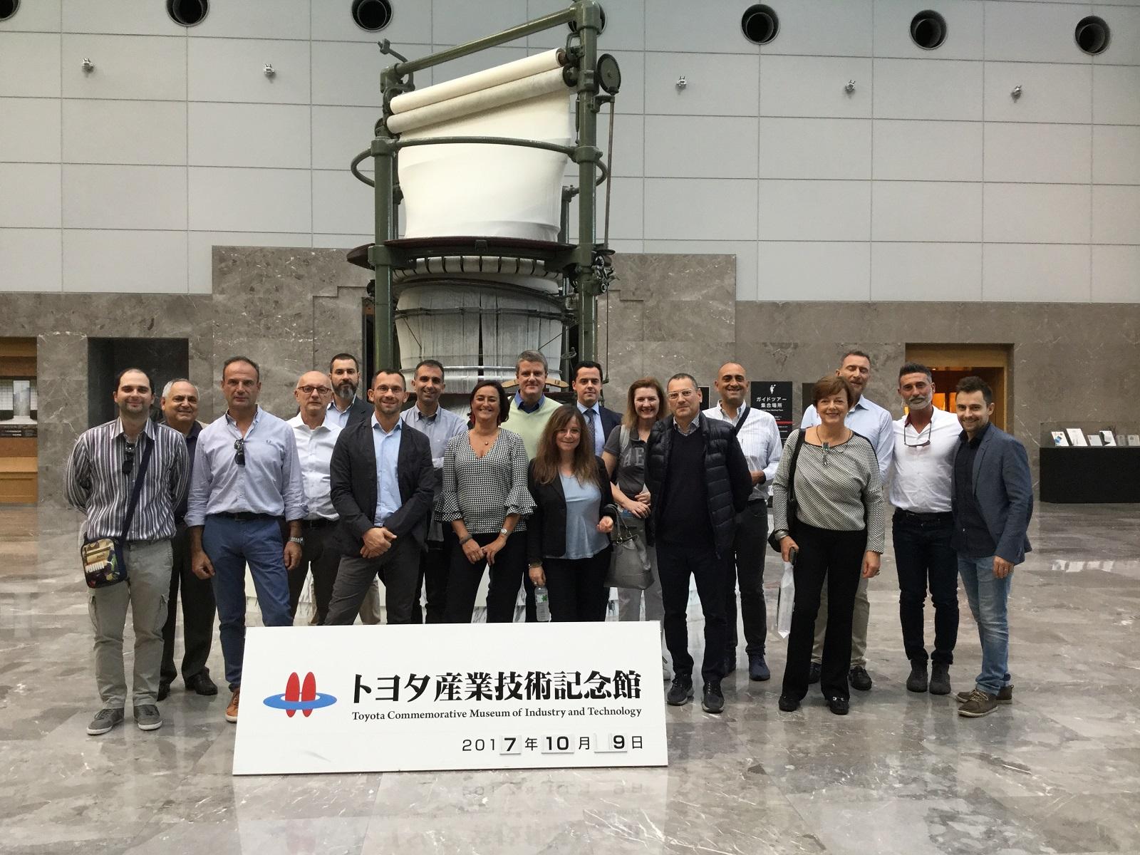 Japan Kaizen Tour