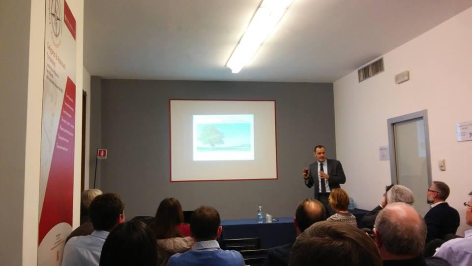 Cesare Guidetti, direttore qualità di ARISTON THERMO