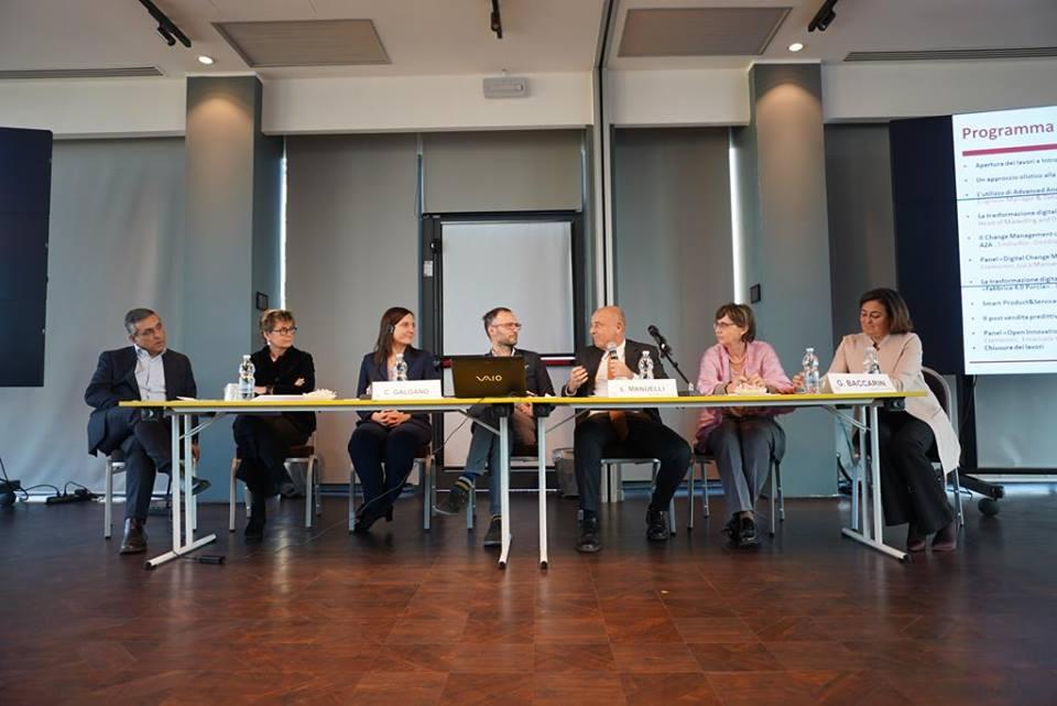 "Panel relatori Convegno ""Quality 4.0"" (Convegno ""Quality 4.0"" - 5 febbraio 2019)"